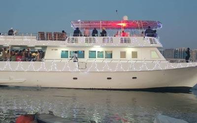 Al Boom Yacht Abu Dhabi